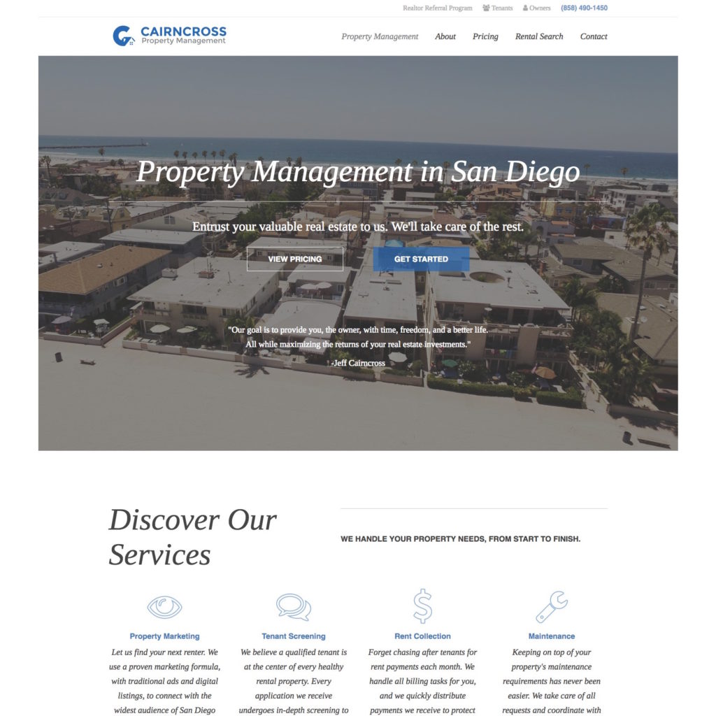 Cairncross Property Management