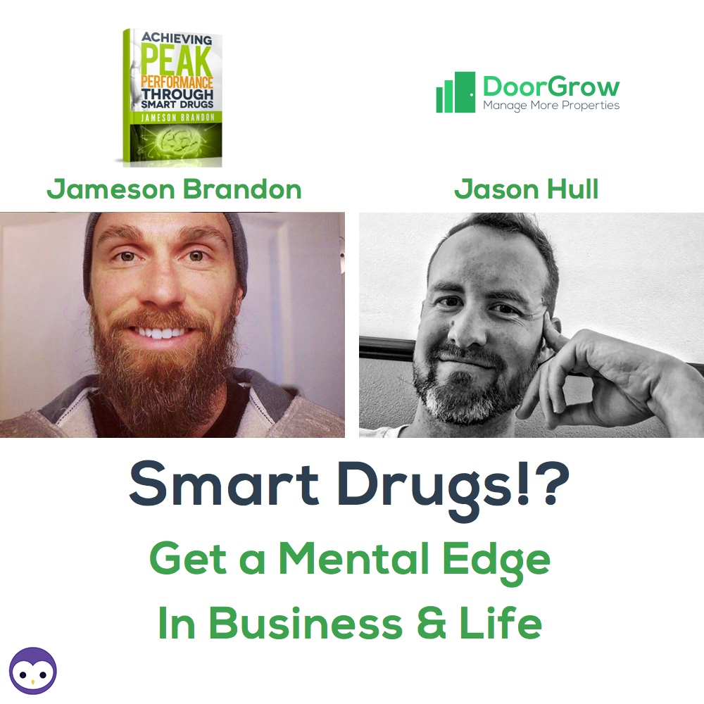 Smart Drugs with Jameson Brandon