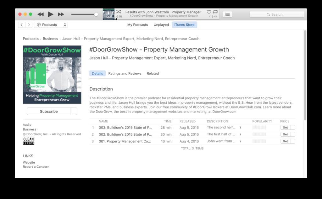 doorgrowshow-itunes-screenshot